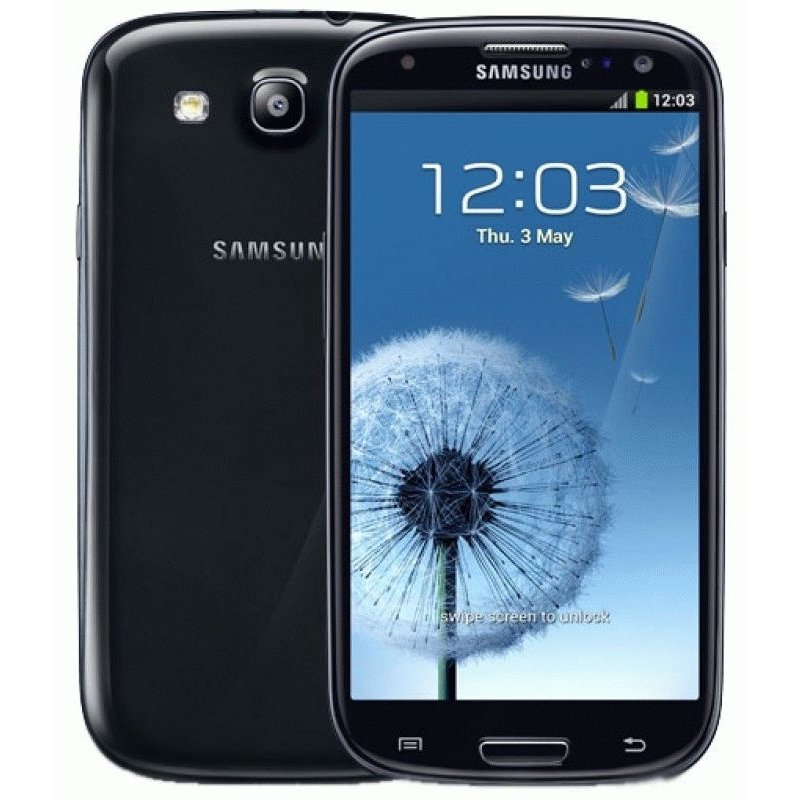 Samsung Galaxy S3 i9300 Sapphire Black