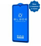 Защ.стекло Blade Pro Full Glue Samsung Galaxy A41 (A415) Black