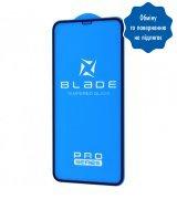 Защитное стекло Blade Pro Full Glue для Apple iPhone XS Max/11Pro Max Black
