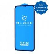 Защ.стекло Blade Pro Full Glue IphXr/11 Black