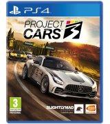 Игра Project Cars 3 (PS4, Русские субтитры)