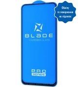 Защитное стекло Blade Pro Full Glue для Samsung A715/N770 Black