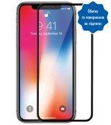 Защитное стекло 0.30mm 2.5D для Apple IPhone XS Max Black