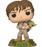 Коллекционная фигурка Funko POP! Star Wars: Training Luke with Yoda