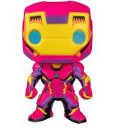 Коллекционная фигурка Funko POP! Marvel: Black Light: Iron Man