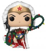 Коллекционная фигурка Funko POP! DC: Holiday: Wonder Women with Lights Lasso