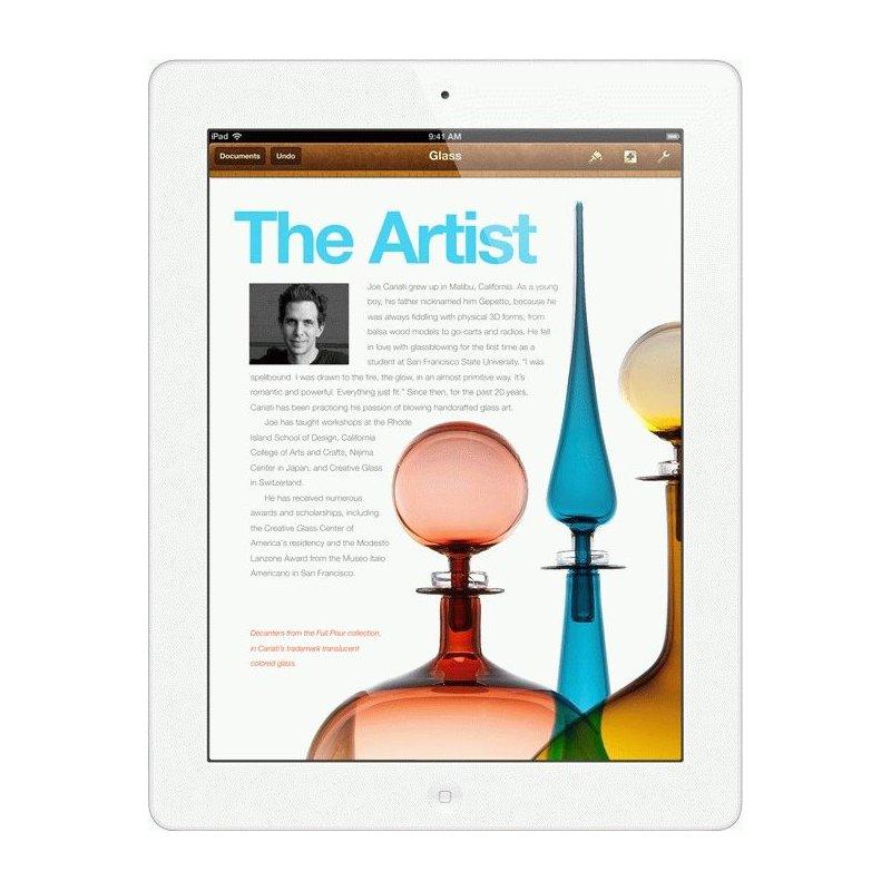 Apple iPad 4 Wi-Fi 64GB White