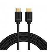 Baseus High Definition Series HDMI To HDMI Adapter Cable 1m Black (CAKGQ-A01)