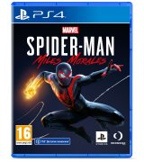 Игра Marvel Spider-Man: Miles Morales (PS4, Русская версия)