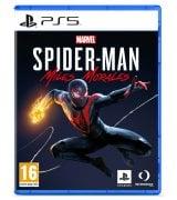 Игра Marvel Spider-Man: Miles Morales (PS5, Русская версия)