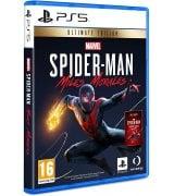 Игра Marvel Spider-Man: Miles Morales. Ultimate Edition (PS5, Русская версия)