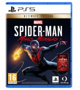 Игра Marvel Spider-Man: Miles Morales. Ultimate Edition (PS5, Русская версия)
