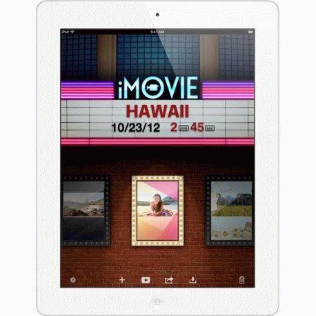 Apple iPad 4 Wi-Fi+4G 64GB White