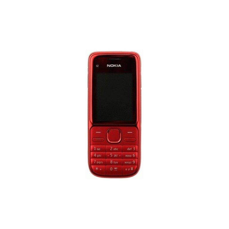 Nokia C2-01 Red
