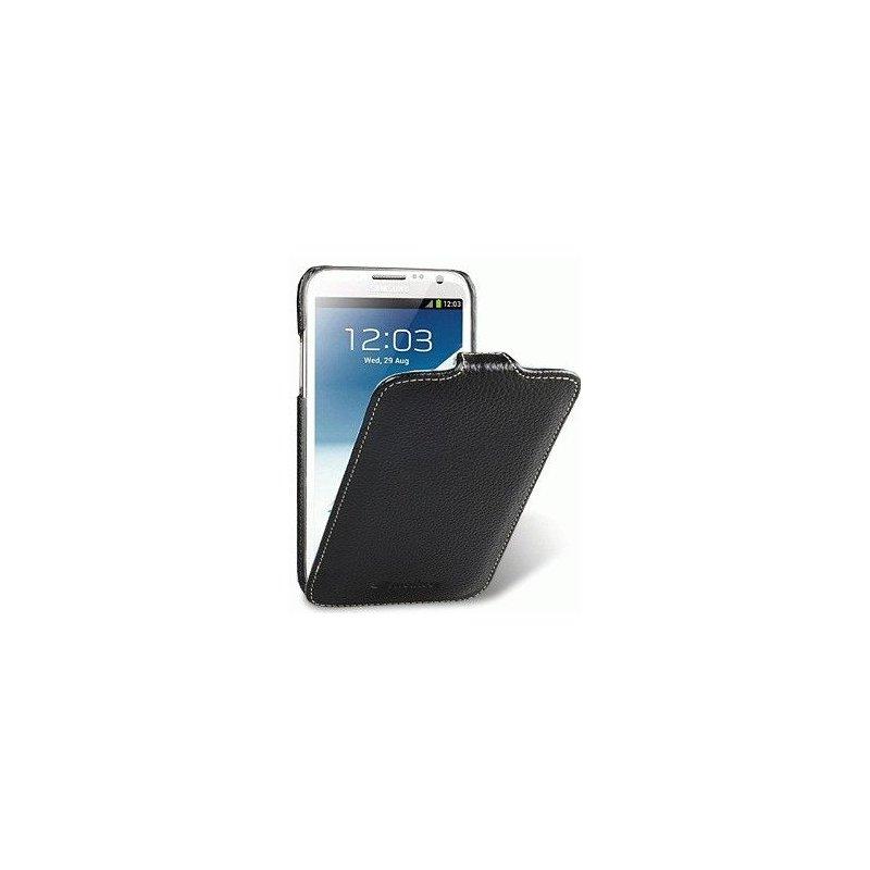 Кожаный чехол Melkco (JT) для Samsung Galaxy Note 2 N7100 Black