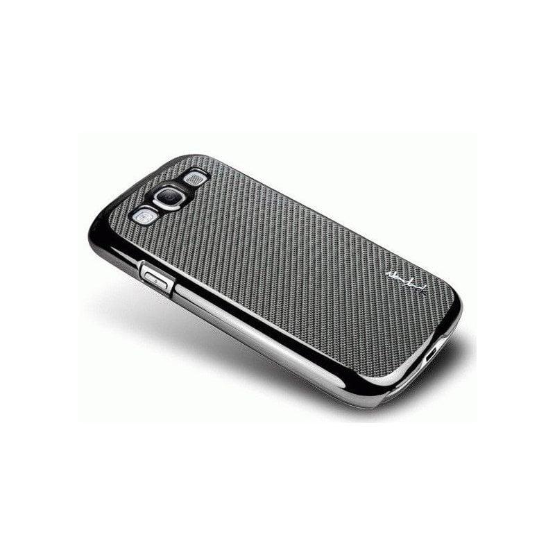 NavJack Corium series для Samsung Galaxy S3 i9300 Grey