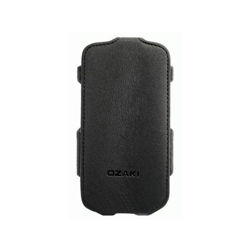 Кожаный чехол OZAKI для Samsung Galaxy S3 i9300 Black