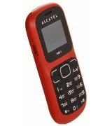 Alcatel One Touch OT-117X Deep Red