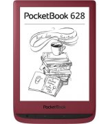 Электронная книга PocketBook 628 Touch Lux 5 Ruby Red (PB628-R-CIS)