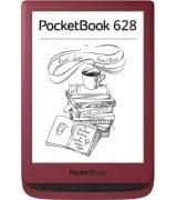 Электронная книга PocketBook 628 Touch Lux 5 Ruby Red (PB628-R-CIS)