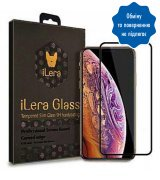 Защ.стекло Ilera Super Slim 3D 0.18mm IphX/Xs/11Pro EclGl111XSSBl3D