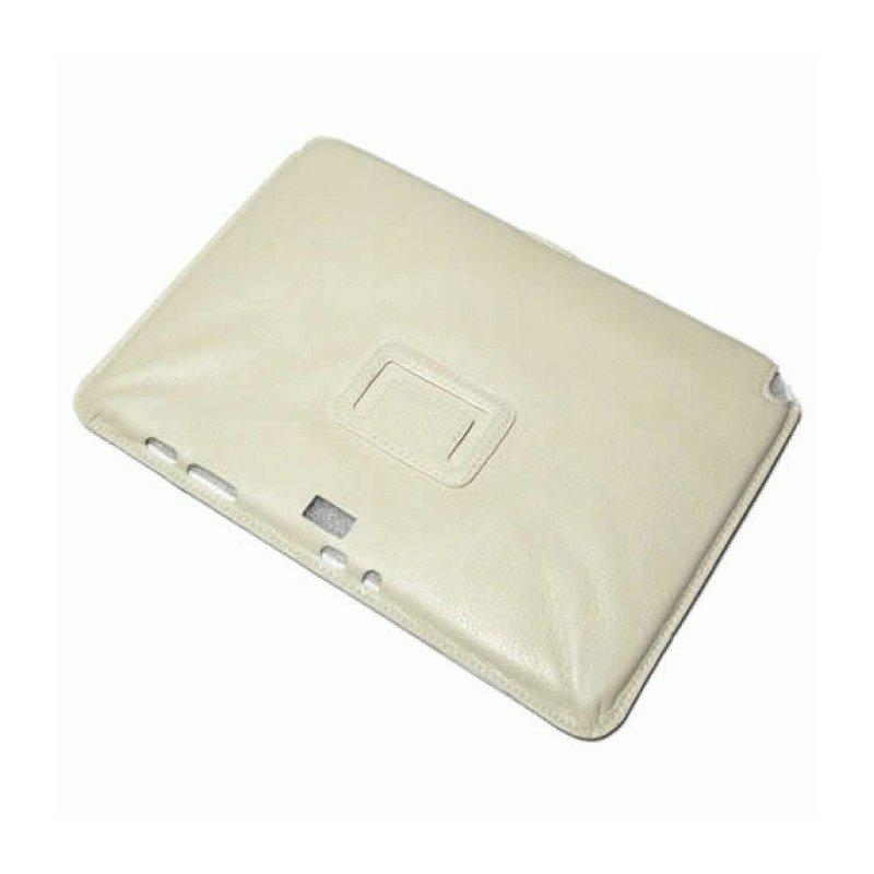 Yoobao Executive Leather Case для Samsung Galaxy Note 10.1 N8000 White