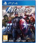 Игра Marvel's Avengers (PS4, Русская версия)