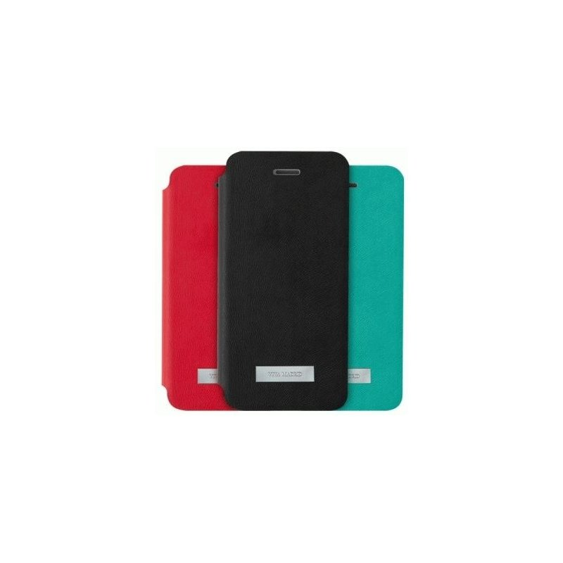 Чехол Viva для iPhone 5 Poni Sabio Collection Slim Book Blue