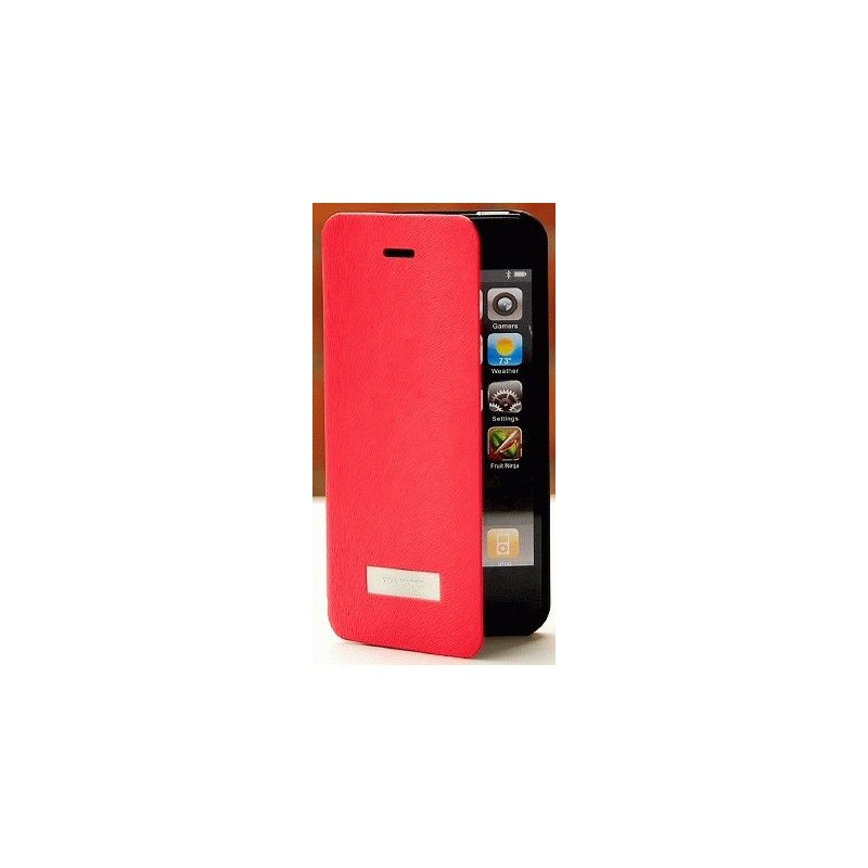 Чехол Viva для iPhone 5 Poni Sabio Collection Slim Book Hot Pink