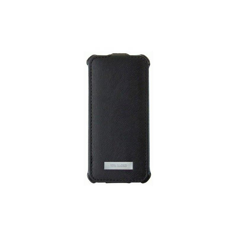 Чехол VIVA для iPhone 5 Poni Cubrir Collection Flip Black