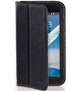 Yoobao кожаный чехол для Samsung Galaxy Note 2 N7100 Black
