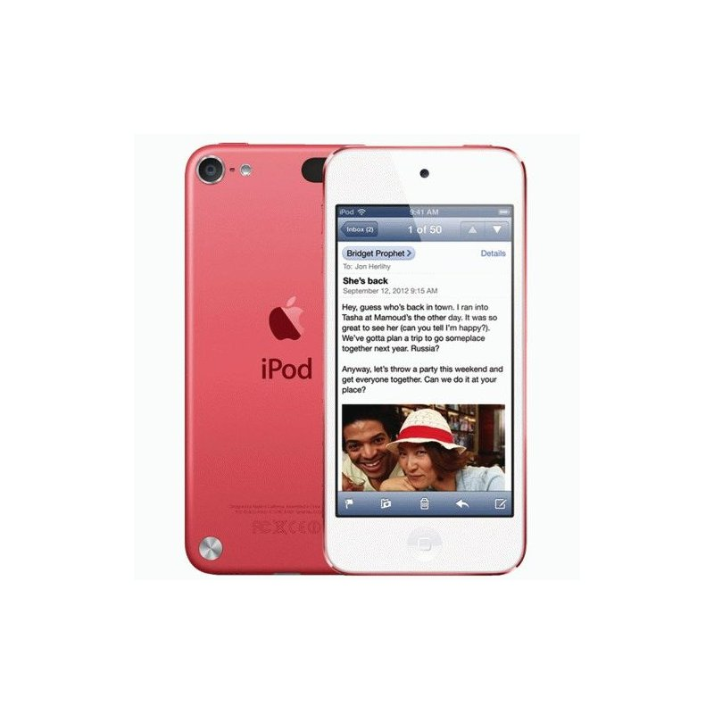 Apple iPod touch 5Gen 32Gb Pink (MC903)