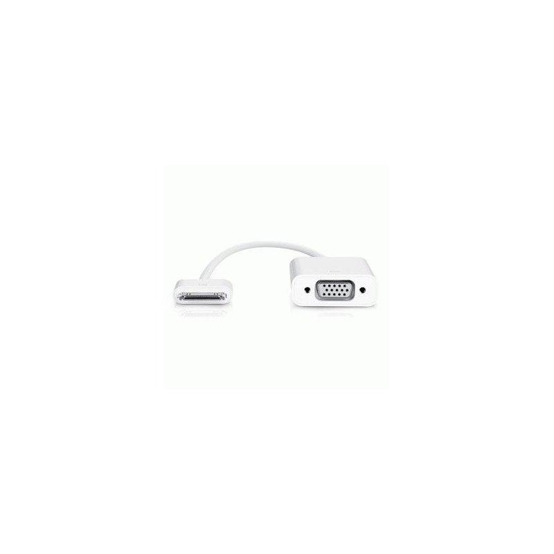 Адаптер Apple 30-pin to VGA Adapter MC552