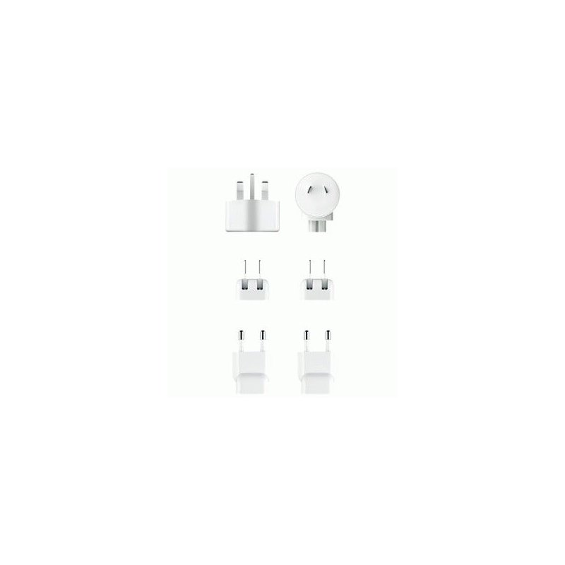 Адаптер Apple World Travel Adapter Kit (MB974)