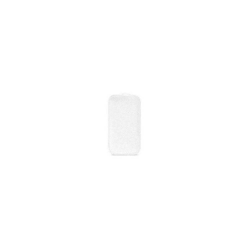 Кожаный чехол Melkco Flip (JT) для Samsung i9300 Galaxy S3 White