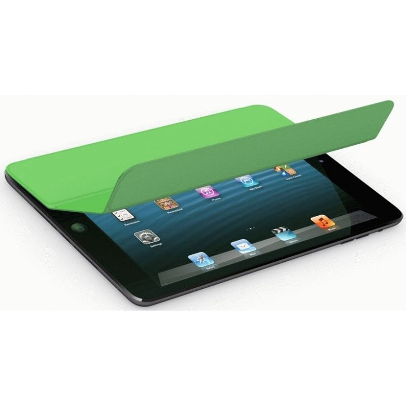 Чехол для Apple iPad Mini Smart Cover Polyurethane Green