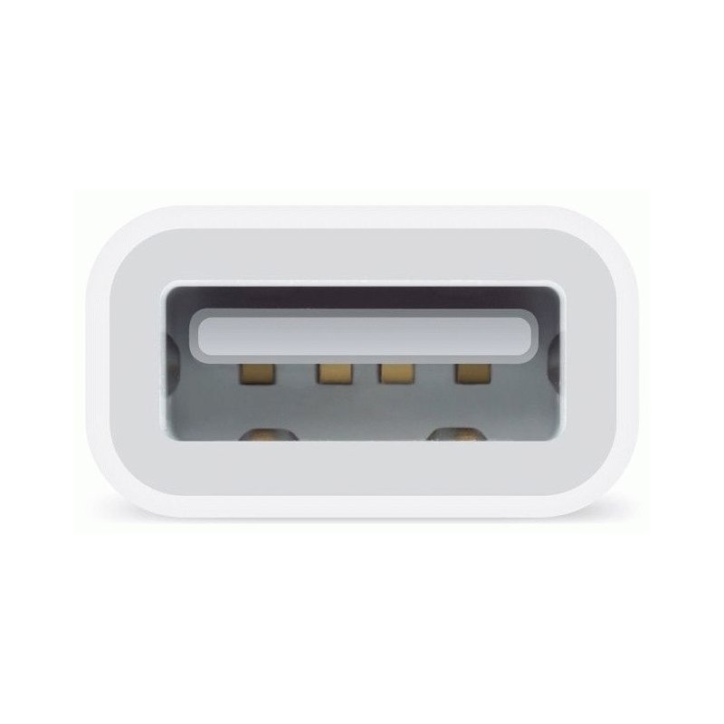 Кабель Lightning to USB Camera Adapter Cable (MD821)