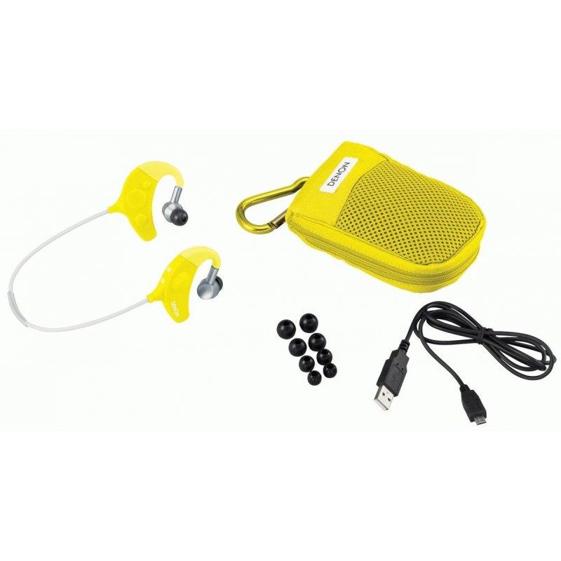 Наушники Denon AH - W150 Yellow