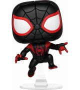 Коллекционная фигурка Funko POP! Marvel: Animated Spider-Man: Spider-Man Miles (33977)