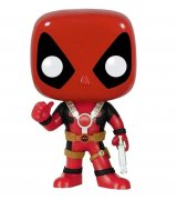 "Коллекционная фигурка Funko POP! Marvel: Deadpool: 10"" Deadpool ThumbsUp (RD) (Exc) (44725)"