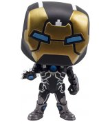 Коллекционная фигурка Funko POP! Marvel: Marvel 80th: Iron Man Model 39 (GW) (Exc) (43965)
