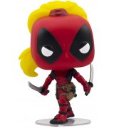 Коллекционная фигурка Funko POP! Marvel: Marvel 80th: Lady Deadpool (Exc) (44333)