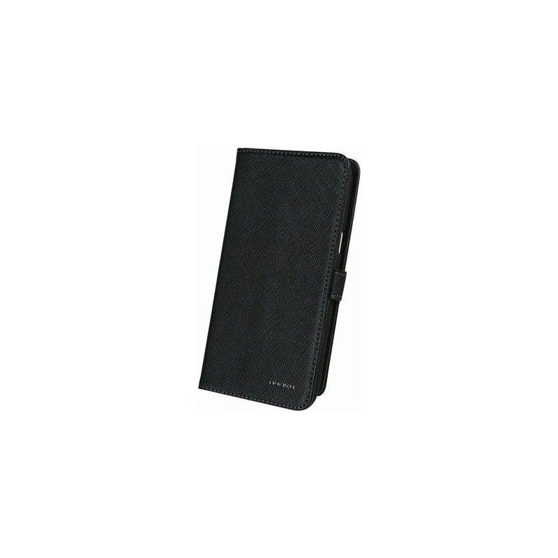 Чехол для Samsung Galaxy Note 2 N7100 Nuoku Book Black