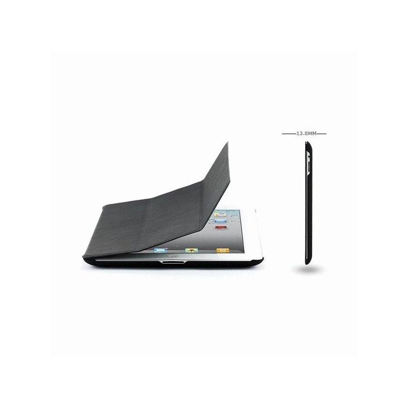 Чехол Yoobao iSlim Executive Leather Case для iPad 4 The new iPad 3 Black