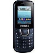 Samsung E1282 Blue Black