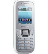Samsung E1282 Ceramic White