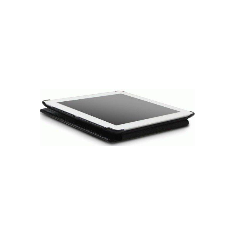 Кожаный чехол Zenus Masstige Lettering Diary Series для Apple iPad 3/iPad 4 Black