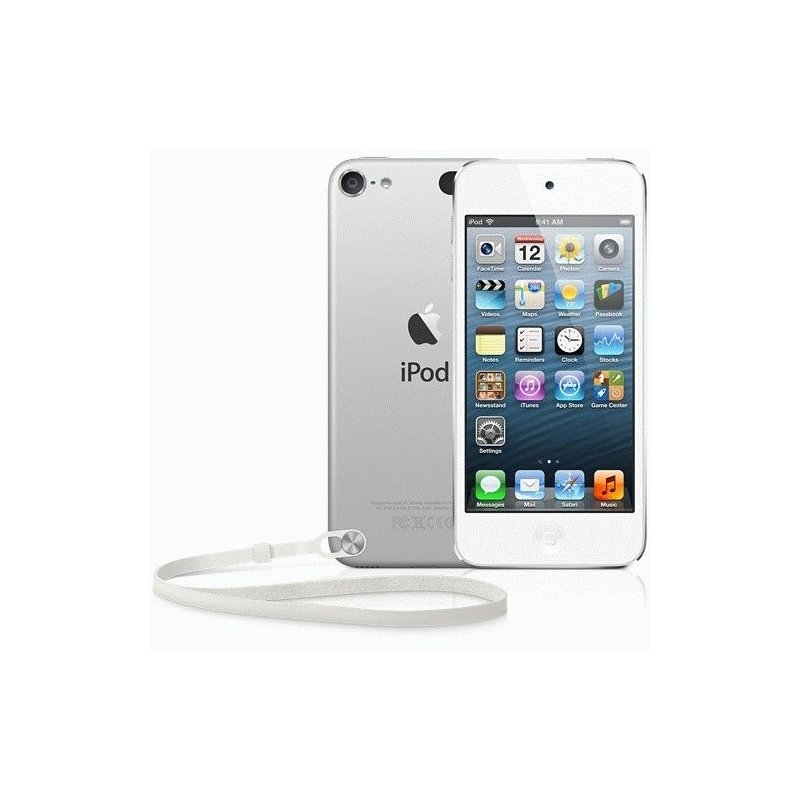 Apple iPod touch 5Gen 32Gb White & Silver (MD720)