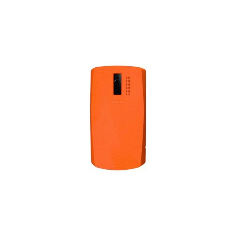 Nokia Asha 205 White Orange