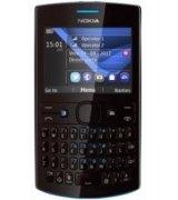 Nokia Asha 205 Dark Rose Cyan
